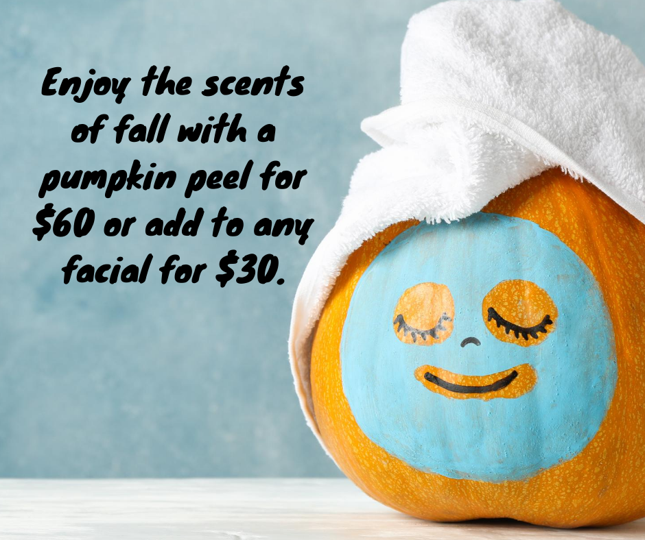 pumpkin peel fb